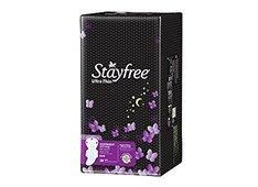 Stayfree® Overnight Pad